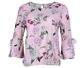 Femeie Tie Aop top bluză WVN