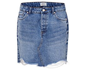 Dámska sukňa Sky Reg Dnm Skirt Bb Pim992 Light Blue Denim