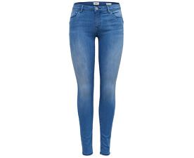"Dámske džínsy Allan Reg Pushup Sk SOOS1145 Jeans ""32 Light Blue Denim"