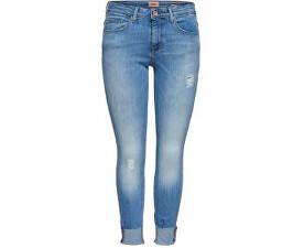 """Blugi pentru femei Carmen Reg Sk Jeans Glezna CRE169637 """"32 Light Blue Denim"""