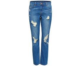 "Dámske džínsy Jdy Jazz Boyfriend Jeans Dnm Rpt1 Noos ""32 Medium Blue Denim"