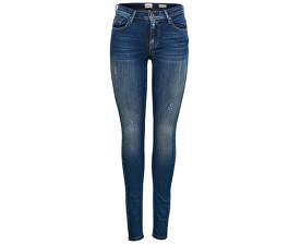 "Blugi pentru femei Shape Reg SK DNM Jeans REA4488 Noos Dark Blue Denim 32"""