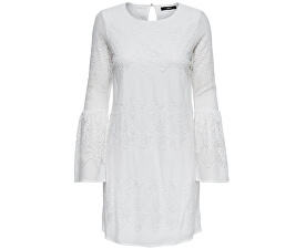 Rochie Bella New Lace L/S Dress Wvn Cloud Dancer