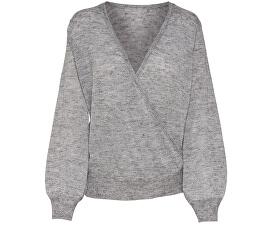 Dámský svetr Elani L/S Pullover Knt Light Grey Melange