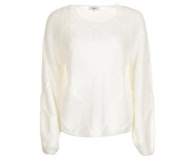 Dámský svetr Felina L/S Pullover KNT Cloud Dancer