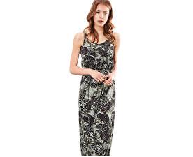 Dámské dlouhé keprové šaty
