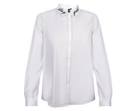 Dámská košile 41.709.11.8110.0100 White