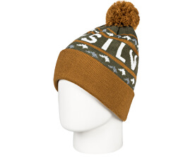 Čiapka Summit Beanie Gold en Brown EQYHA03154-CPD0