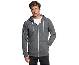 Bluză de Everyday Zip Dark Grey Heather EQYFT03849-KRPH