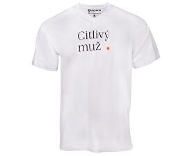 Pánské triko Citlivý muž
