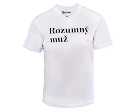 Pánske tričko Rozumný muž