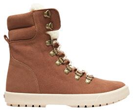 2a8b24f6e615 Roxy Dámske členkové topánky Anderson Brown ARJB700556-BRN