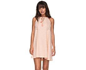 Roxy Dámske šaty Enchanted Island Tropical Peach ERJKD03164-MDR0 5873865a28b