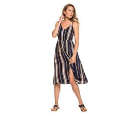 Dámské šaty Sunset Beauty Dress Blue Macy Stripe ERJWD03313-BTK4