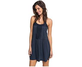 Dámské šaty White Beaches ERJKD03167-BTK0 Dress Blues