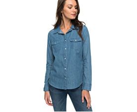Dámská košile Light Of Down Long Sleeve Chambray Shirt ERJWT03157-BMTW