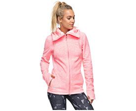 Mikina Su 2 Lady Pink Heather ERJFT03585-MCZH