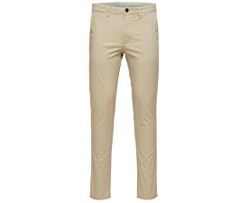 Pánske nohavice Slim-Yard White Pepper Pants W Noos White Pepper