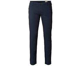 Pánské kalhoty Straight-Paris Navy Pants W Noos Navy Blazer