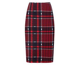 Dámská sukně 19501 Red/Black