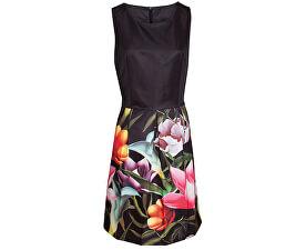 Dámské krátké šaty Black 17162/02