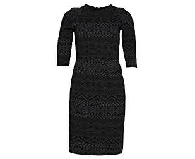 Dámske krátke šaty Black 17595/02