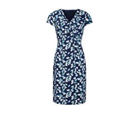 Smashed Lemon Dámské šaty Navy Light Blue 19089 d96480ec3e8