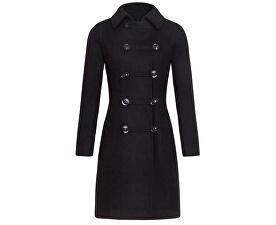 Dámský kabát 19668 Black