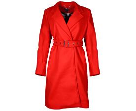 Dámský kabát Red 18779