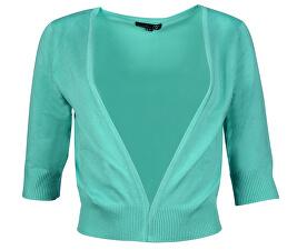 Doamnelor cardigan Turquoise 18207/10