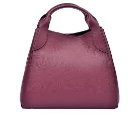 Kožená kabelka AW18SC1299 Vino