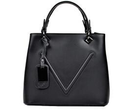 Kožená kabelka AW18SC3118 Nero