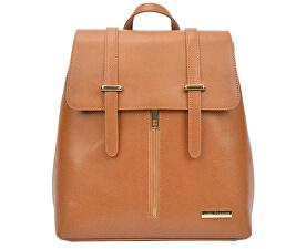 Kožený batůžek AW18SC460 Cognac