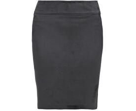 Dámská šedá krátká sukně