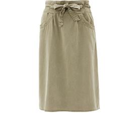 Dámská sukně s kapsami