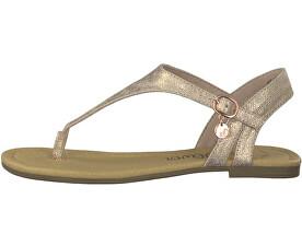 Dámské sandále Rose Gold Met. 5-5-28126-22 596