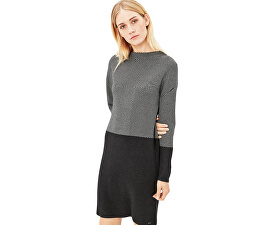 Dámske šaty 14.710.82.7148. 97X0 Black / Grey