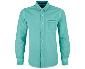 Oliver Pánská košile 13.803.21.2830.6601 Pale Green 2a24e99291