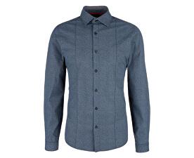 Oliver Pánská košile 13.902.21.6744.57A1 Midnight 04dd1417bb