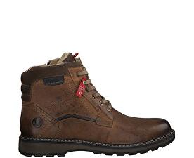 6a9a4d6f198ab S.Oliver Pánske členkové topánky Cognac 5-5-16216-21-305