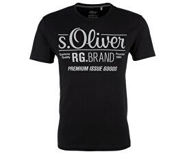 Pánské tričko 03.899.32.4501.9999 Black
