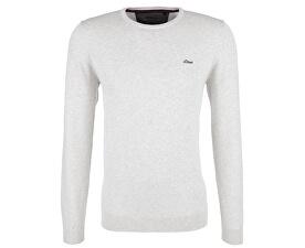 Pánsky sveter 03.899.61.4544 .01W8 White Melange