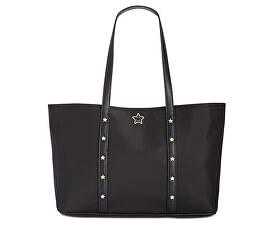 Dámská kabelka Star Studded Large Shopper Black