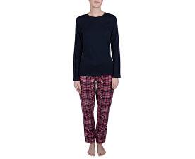 59248167155 Tommy Hilfiger Dámské pyžamo Holiday Gift Giving Navy Blazer Navy Blazer  UW0UW01349-428