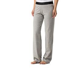 3ef33af97e4 Tommy Hilfiger Dámské kalhoty Cotton Iconic Sleepwear Pants 1487904676-4  Grey Heather