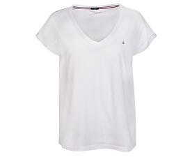 125cddee6dd Tommy Hilfiger Dámské triko Vn Tee Ss White UW0UW00676-100
