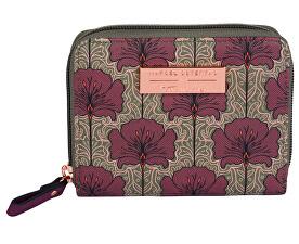 Tamaris Dámska peňaženka Fiorella Zip Around Wallet 7145182-544 Bordeaux  Comb. 0ea13a60ae4