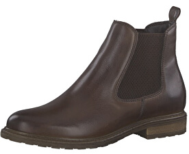 Tamaris Dámske členkové topánky 1-1-25056-21-356 Muscat Leather 279b0be434d