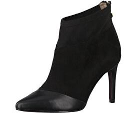 Dámske členkové topánky 1-1-25384-21-001 Black