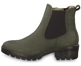 12c421530d9 Tamaris Dámské kotníkové boty 1-1-26420-31-722 Olive